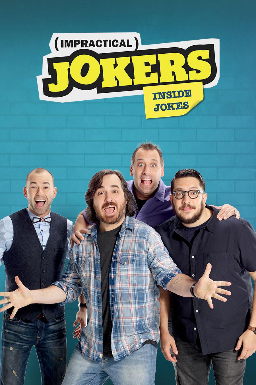 Impractical jokers inside jokes tv series 2016 imdb m4hsunfo