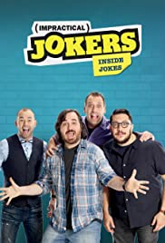 Impractical Jokers: Inside Jokes Poster