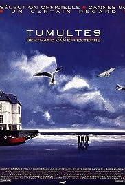 Tumultes Poster