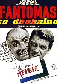 Fantômas se déchaîne (1965) Poster - Movie Forum, Cast, Reviews