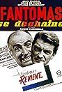 Fantomas Unleashed (1965) Poster