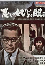 Download Warui yatsu hodo yoku nemuru (1960) Movie