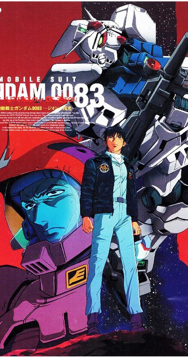 Subtitle of Mobile Suit Gundam 0083: Jion no zankou