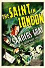 The Saint in London (1939) Poster