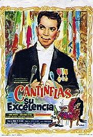 Su excelencia Poster