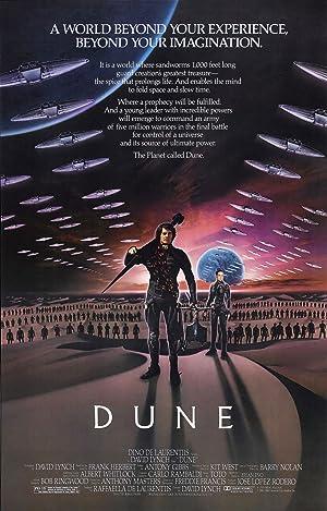 Dune Poster Image