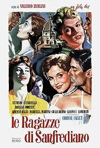 ipod movie downloads Le ragazze di San Frediano Italy [SATRip]