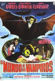 El mundo de los vampiros (1961) Poster - Movie Forum, Cast, Reviews