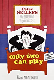 Only Two Can Play (1962) Poster - Movie Forum, Cast, Reviews
