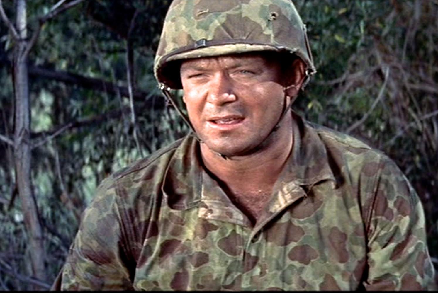 War Movie : Battle Cry 1955