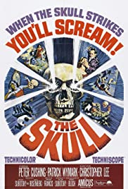 The Skull (1965) Poster - Movie Forum, Cast, Reviews
