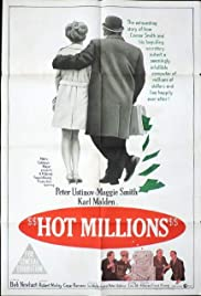 Hot Millions(1968) Poster - Movie Forum, Cast, Reviews