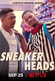 Allen Maldonado and Andrew Bachelor in Sneakerheads (2020)