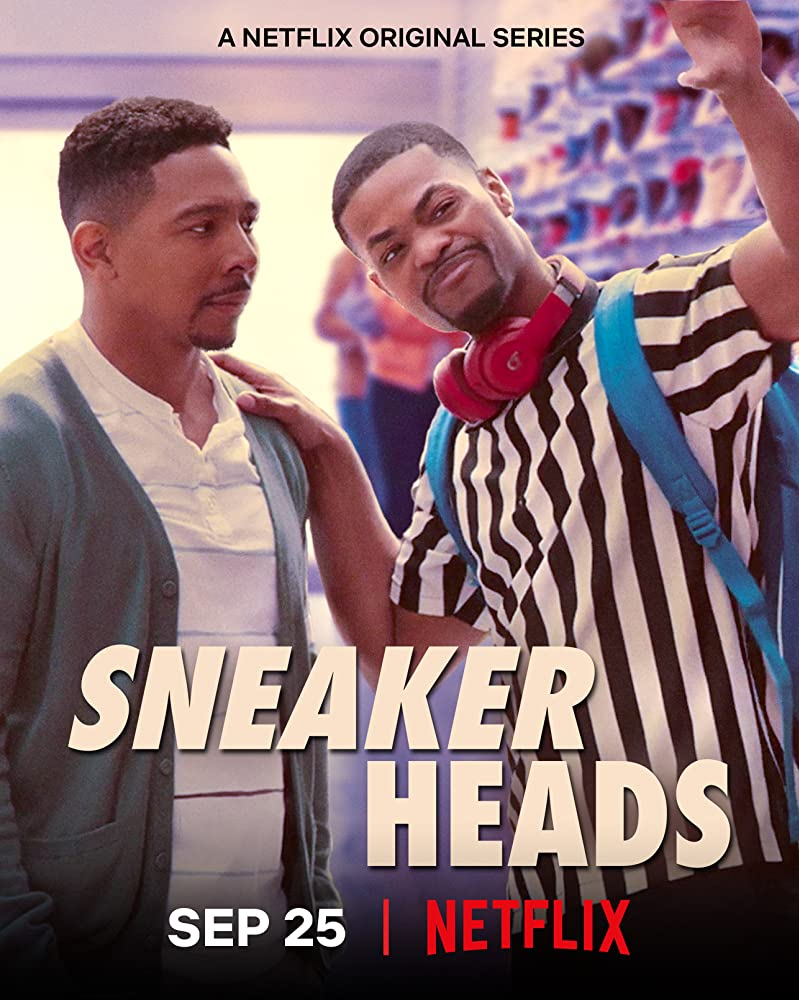 Sneakerheads 2020 S01 Complete Hindi Dual Audio NF Series 500MB HDRip Download