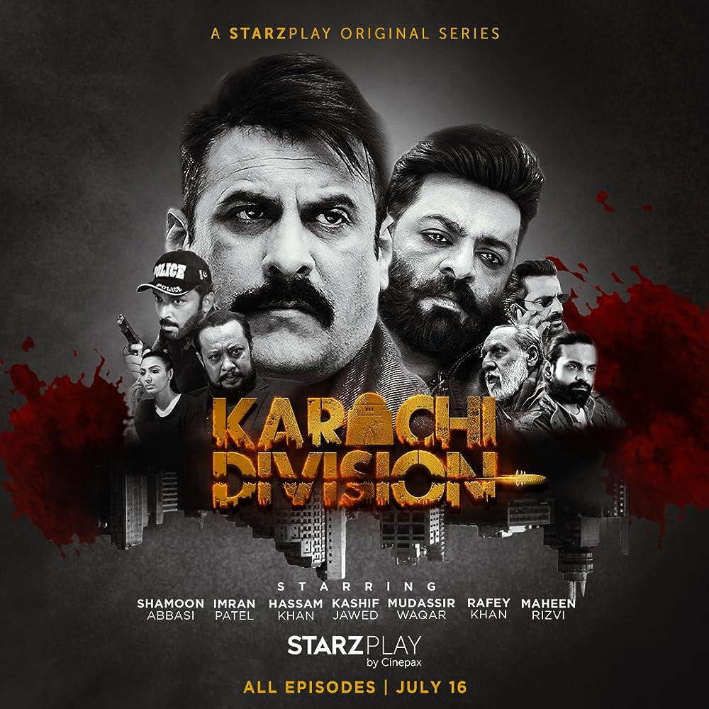 Karachi Division 2021 S01 Urdu Complete Starzplay Original Web Series 720p HDRip 970MB Download