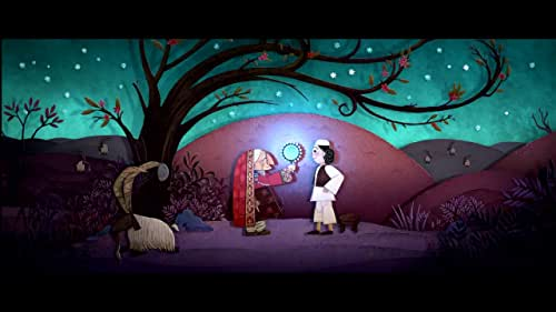 Parvana, a young girl living under the Taliban regime, cuts her hair and disguises herself as a boy in order to provide for her family after her father is imprisoned.