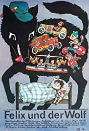 Felix und der Wolf Poster