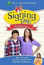 Signing Time! Sentences