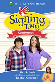 Primary photo for Signing Time! Sentences