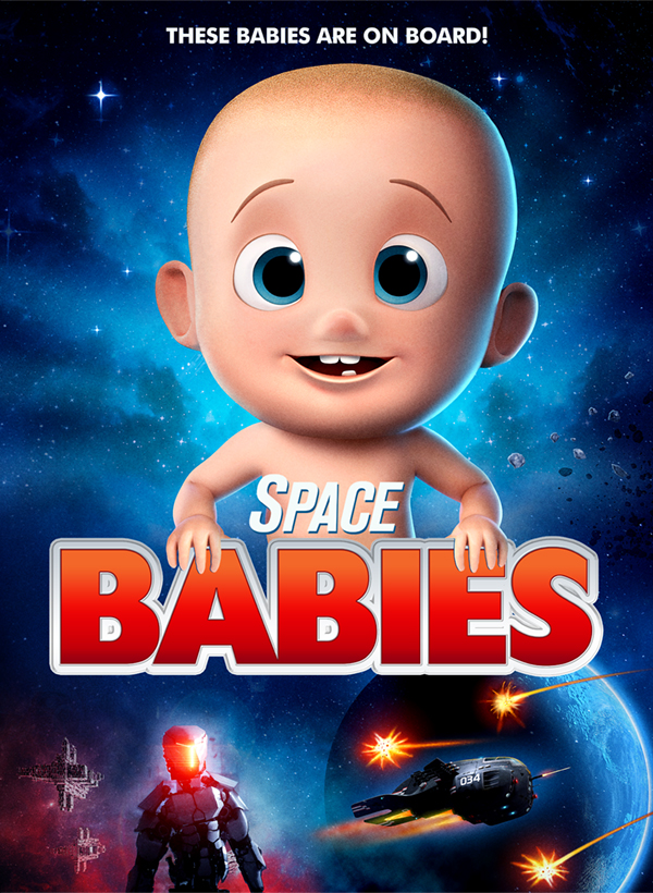 Space Babies on FREECABLE TV