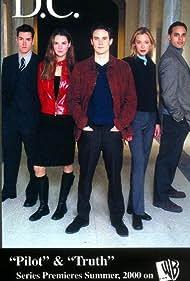 Mark-Paul Gosselaar, Jacinda Barrett, Kristanna Loken, Gabriel Olds, and Daniel Sunjata in D.C. (2000)