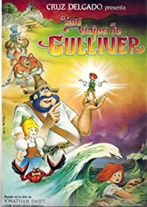 Mobile download full movie Los viajes de Gulliver Spain [Bluray]