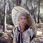 Jane Birkin in Evil Under the Sun (1982)