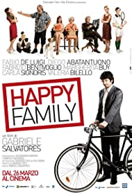 Happy Family (2010) Poster - Movie Forum, Cast, Reviews