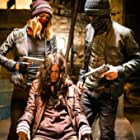 Sharni Vinson, Carlyn Burchell, and Steven John Ward in From a House on Willow Street (2016)