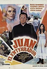 Juan el enterrador Poster