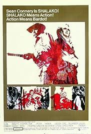 Shalako Poster