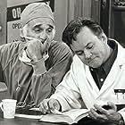 Bob Crane and Harold Gould in The Bob Crane Show (1975)