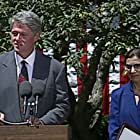Bill Clinton and Ruth Bader Ginsburg in RBG (2018)