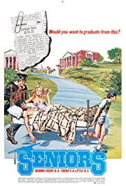 The Seniors (1978) Poster - Movie Forum, Cast, Reviews