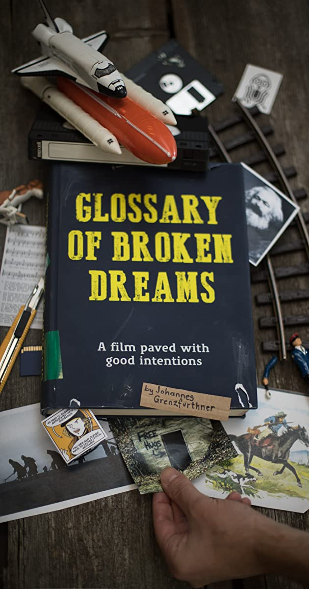 Subtitle of Glossary of Broken Dreams