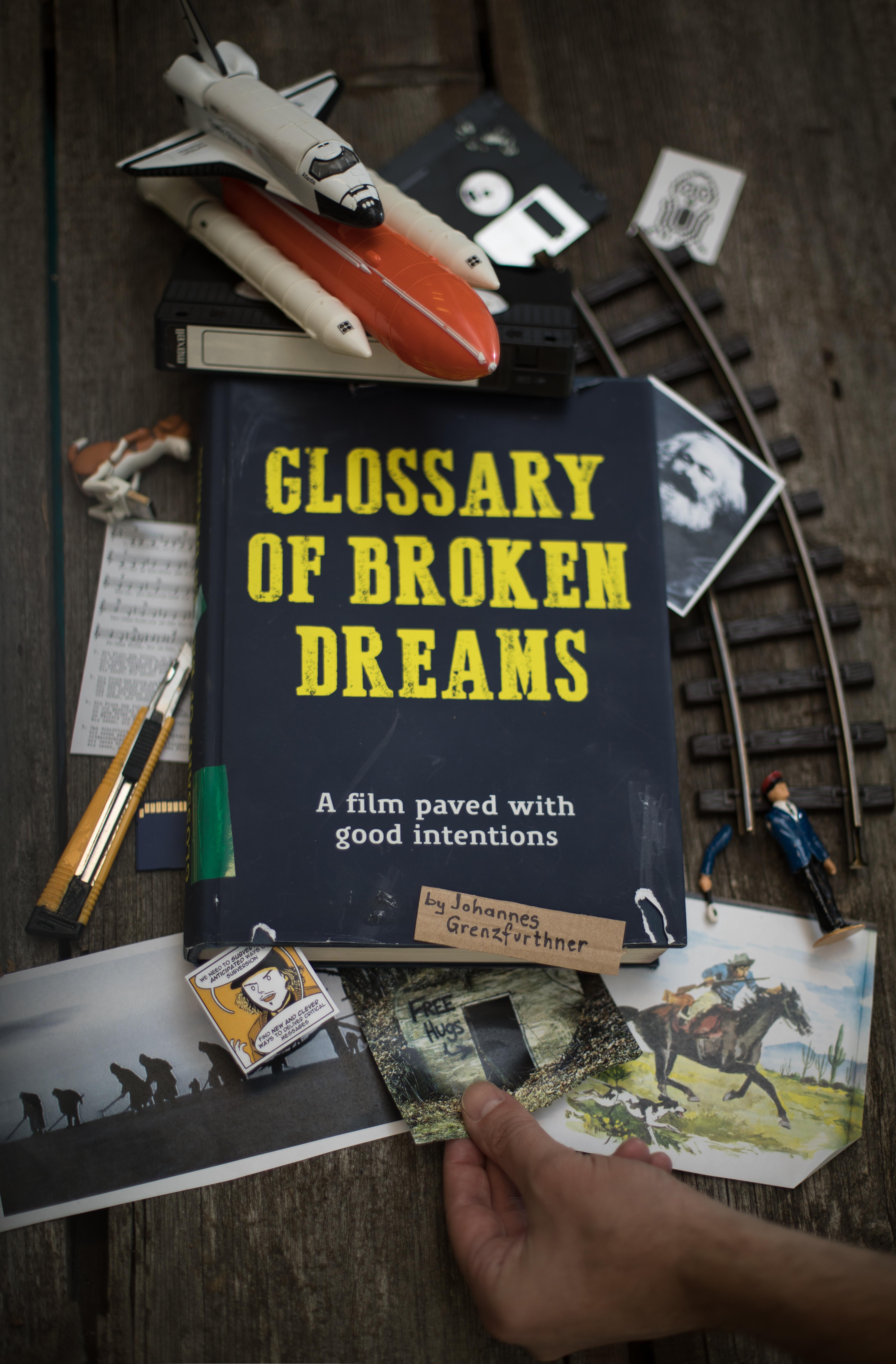 Glossary of Broken Dreams (2018) WEBRip 720p