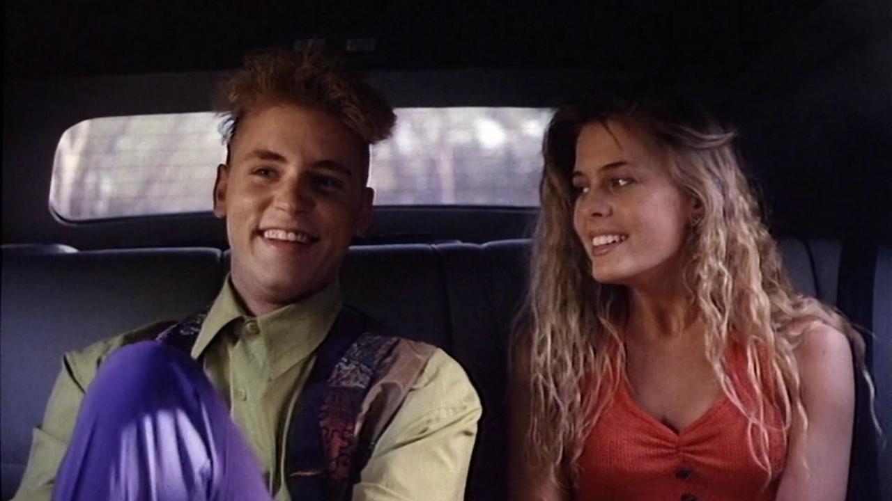 The Double 0 Kid (1992)