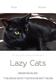 Lazy Cats Poster