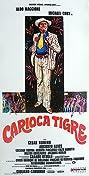 Carioca tigre (1976) Poster