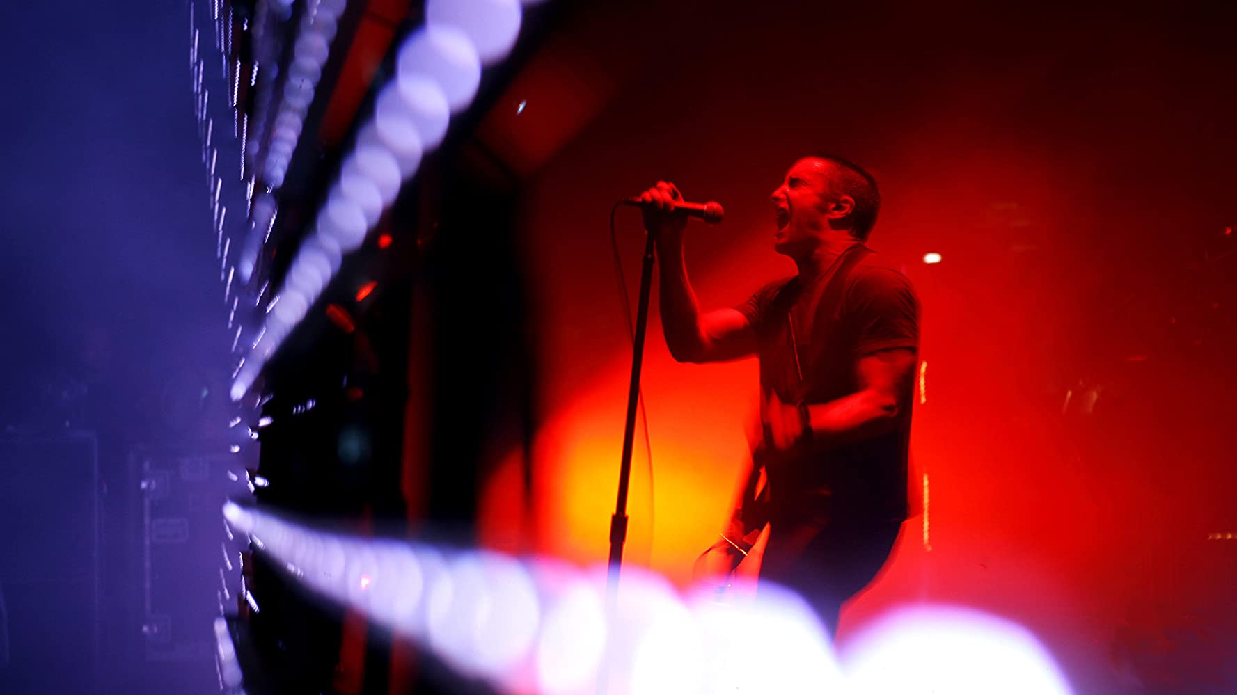 Nine Inch Nails Live: Beside You in Time (2007)