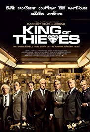 Watch Full HD Movie King of Thieves (2018)