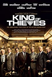 King of Thieves (2018) 1080p