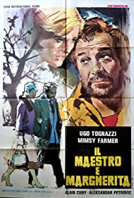 Majstor i Margarita Poster - Movie Forum, Cast, Reviews