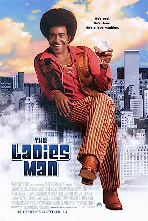 The Ladies Man Cartel de la película