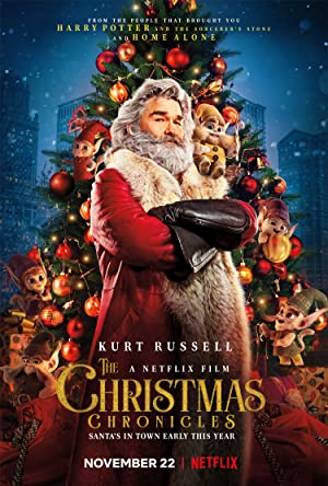 The Christmas Chronicles full movie streaming