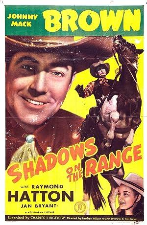 Lambert Hillyer Shadows on the Range Movie