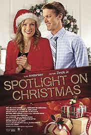Spotlight on Christmas Poster