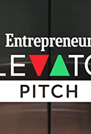 Entrepreneur Elevator Pitch Poster