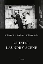 Chinese Laundry Scene(1894) Poster - Movie Forum, Cast, Reviews