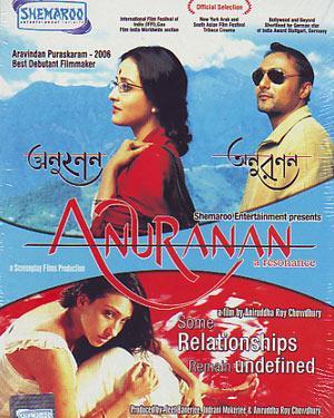 Where to stream Anuranan
